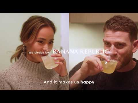 How Jamie Chung & Bryan Greenberg Balance Marriage With Thriving Careers | Banana Republic