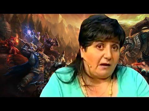 Jolanda komentuje League of Legends