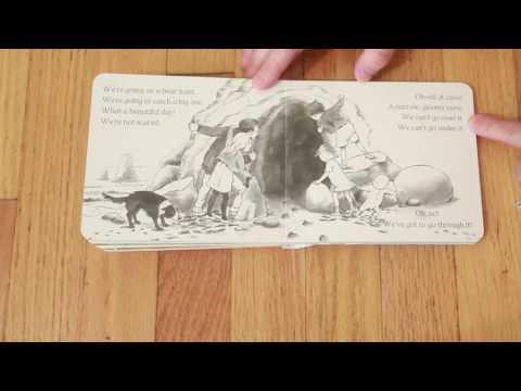 My English Garden: Grandma Story Time - Going on a Bear Hunt