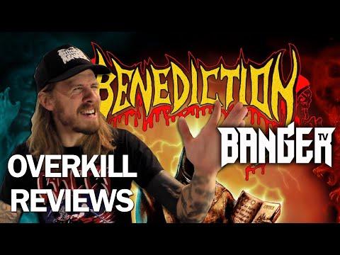 BENEDICTION Scriptures Album Review | Overkill Reviews