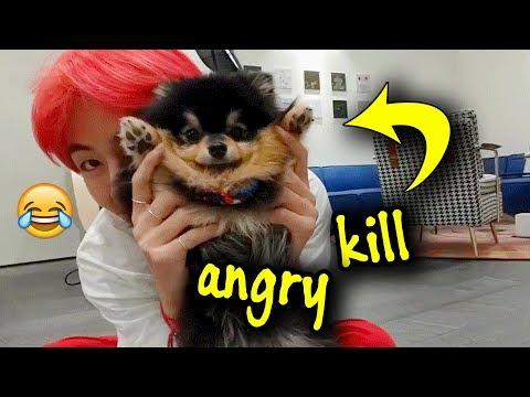 Yeontan hates Taehyung