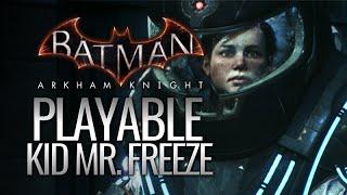 Video Batman: Arkham Knight Mods - Playable Kid Mr. Freeze (Mesh-Swapping) download MP3, 3GP, MP4, WEBM, AVI, FLV Agustus 2018