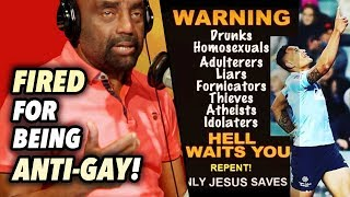 Christian Millionaire Fired For Being Anti-gay On Social Media Israel Folau