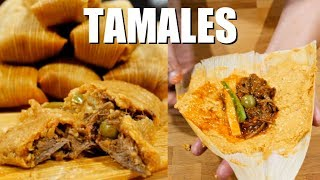 How to make Tamales | THE BEST Authentic Homemade Tamales