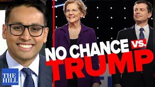 Saagar Enjeti: Why Warren, Buttigieg don't stand a chance against Trump?