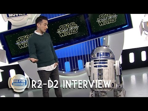 R2-D2 Interview - Big Fun Movies