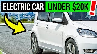 Electric Car Under $20K Coming Next Year