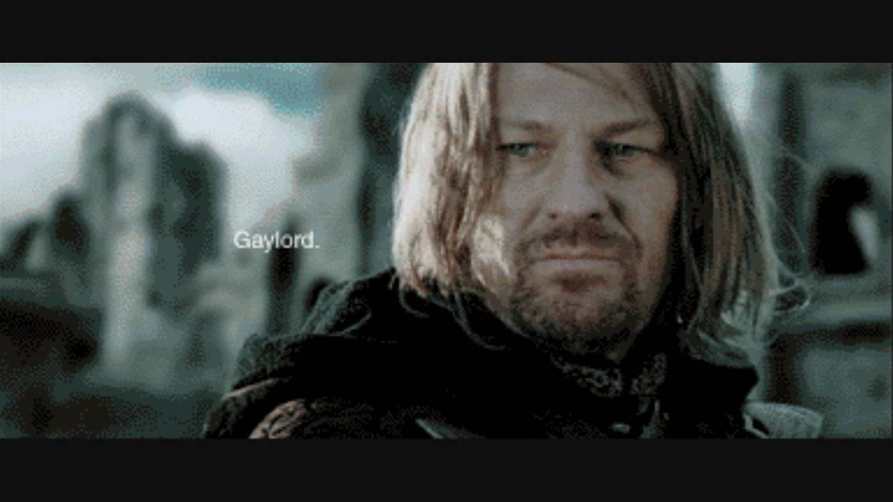 Lord Of The Rings Gif Catapult