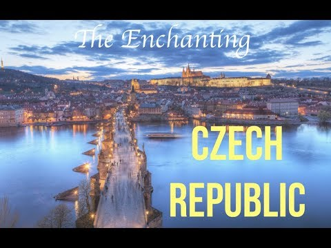 The Enchanting Czech Republic (a travel vlog) - Prague, Olomouc, Cesky Krumlov and more!!!