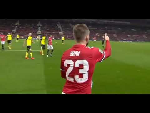 Luke Shaw vs Burton 20.09.2017