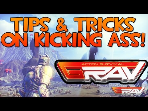 Grav Tips & Tricks On Kicking Butt!