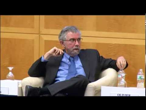 Paul Krugman: Currency Regimes, Capital Flows, and Crises