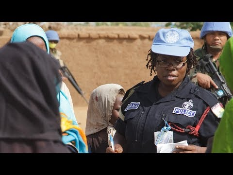 Thank you Ghana: UN Peacekeeping Service & Sacrifice