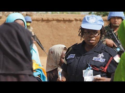 Thank You Ghana: UN Peacekeeping Service & Sacrifice