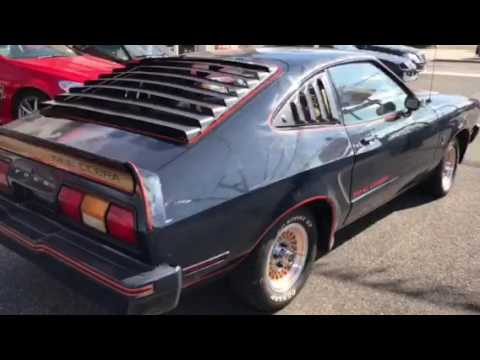 1978 Ford Mustang King Cobra For Sale Hollywoodmotorsusa