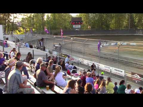 Deming Speedway WA - Micro 600R Qualifying - August. 10, 2018