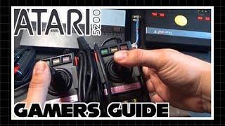 Atari 5200 Gamer's Guide