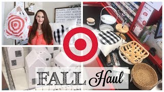 NEW!! FALL TARGET DOLLAR SPOT HAUL!