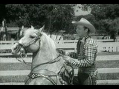 Roy Rogers and Trigger The Roy Rogers Show Season 2 Episode 10