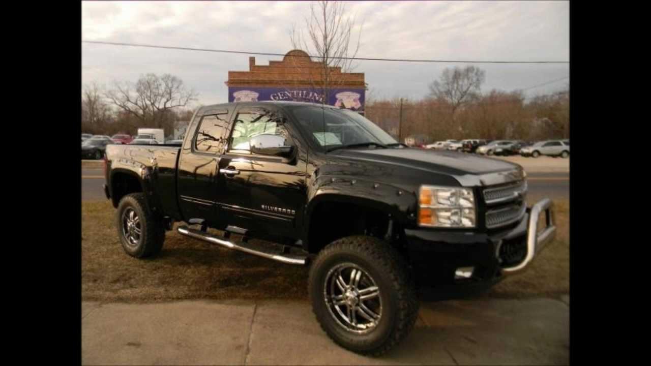 2013 chevy silverado lt rocky ridge conversion lifted truck for sale