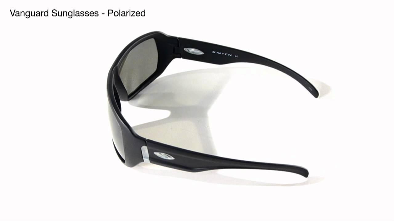 2671247148 Smith Optics Vanguard Sunglasses - Polarized - YouTube