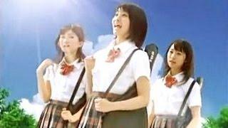 岡本玲 サーティワンアイスクリームCM 「真夏の雪だるま大作戦2008」 20...