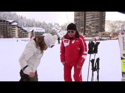 Les tutos du ski : #1 Les chaussures