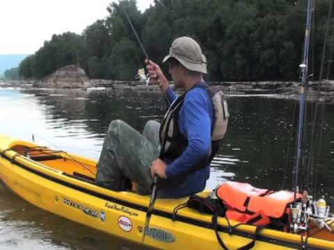 Wilderness Systems Fishing Kayaks | Contoocook River Canoe