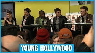 Zac Efron, Dave Franco, Seth Rogen: NEIGHBORS Tumblr Q at SXSW!