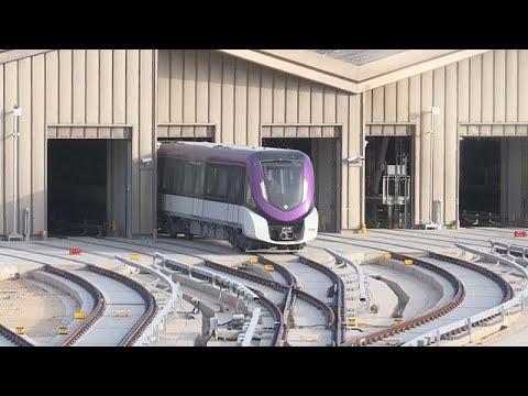 شاهد: التحضيرات تجري على قدم وساق لتشغيل مترو الرياض نهاية العام …  - نشر قبل 2 ساعة