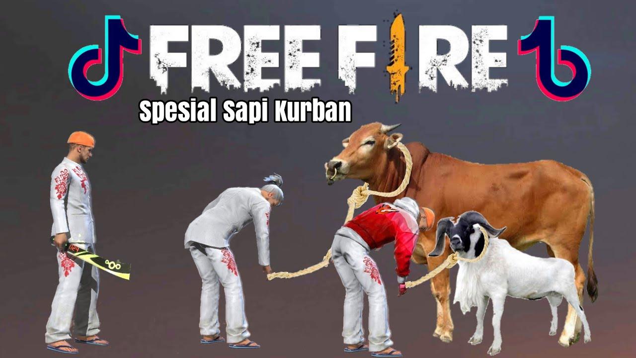 Tik Tok Free Fire Sapi ngamuk,Lucu,Sultan, Booyah,Terbaru Spesial Idul Adha