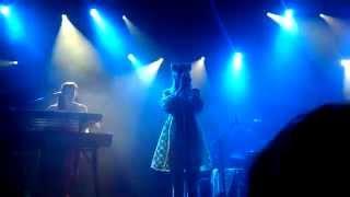 Maja Francis - Last Days Of Dancing (Live@Debaser Medis)