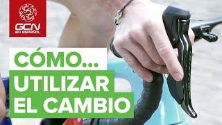 Cómo Utilizar el Cambio de la Bicicleta Como un Profesional