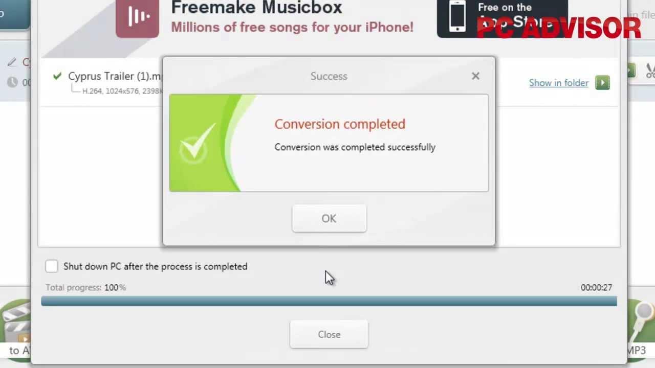freemake video maker for pc