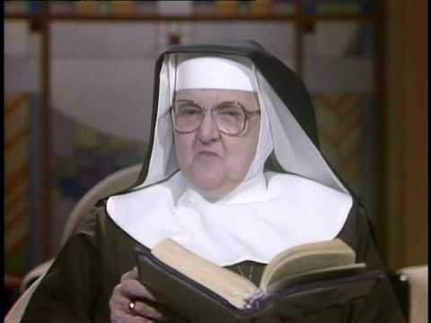 Mother Angelica Live Classics - 2014-07-07 - Keep Your Eyes