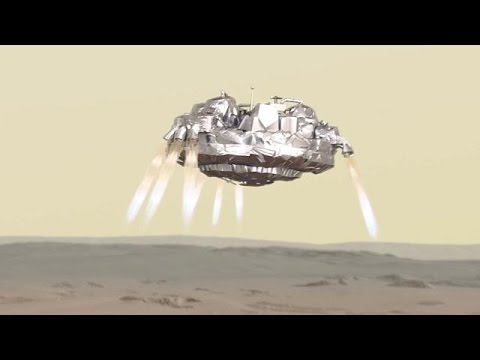 Europe and Russia's mission to Mars