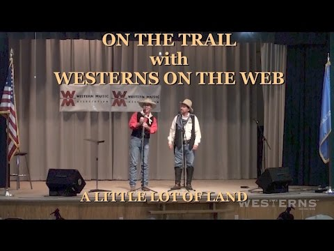 """Festus """"A Little Lot of Land"""" On The Trail with Westerns On The Web"""