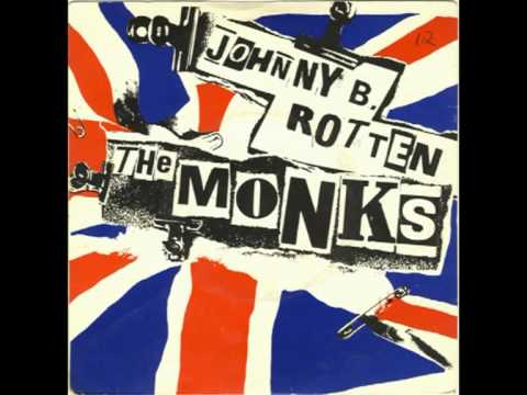THE MONKS-johnny b rotten-uk 1979