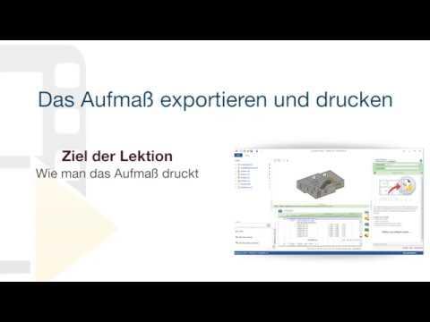Tutorial von PriMus IFC - Das Aufmaß exportieren und drucken - ACCA software thumbnail