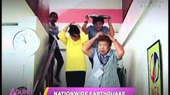 NDRRMC National earthquake drill