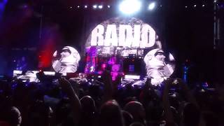 Rob Zombie (Intro) Dead City Radio and the New Gods of Supertown (July 14, 2017) Bridgeview, IL