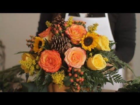 How do i make a simple thanksgiving centerpiece flowers for Centerpiece ideas for thanksgiving to make