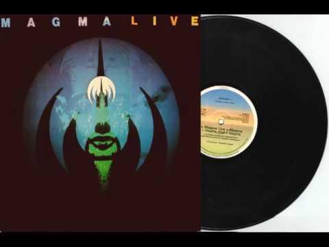 Magma...Live 1975