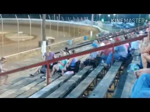 Tyler Emory Potomac Speedway Heat Race 6 1 18