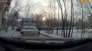 Погоня за таксистом