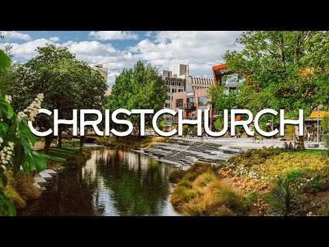 BEAUTIFUL CHRISTCHURCH /// EPIC TRAVEL EDIT 2020