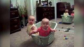 Fun and Fails Baby Siblings Playing Together #32