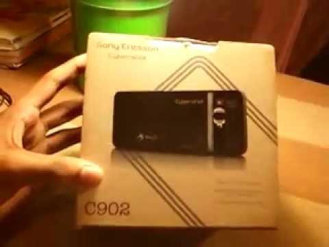 Sony Ericsson C902 5MP Phone