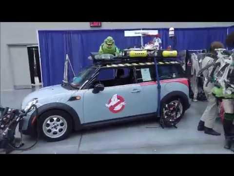 Wizard World Con/Gaming 2017 | Vlog