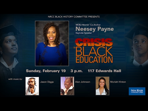 Crisis in Black Education